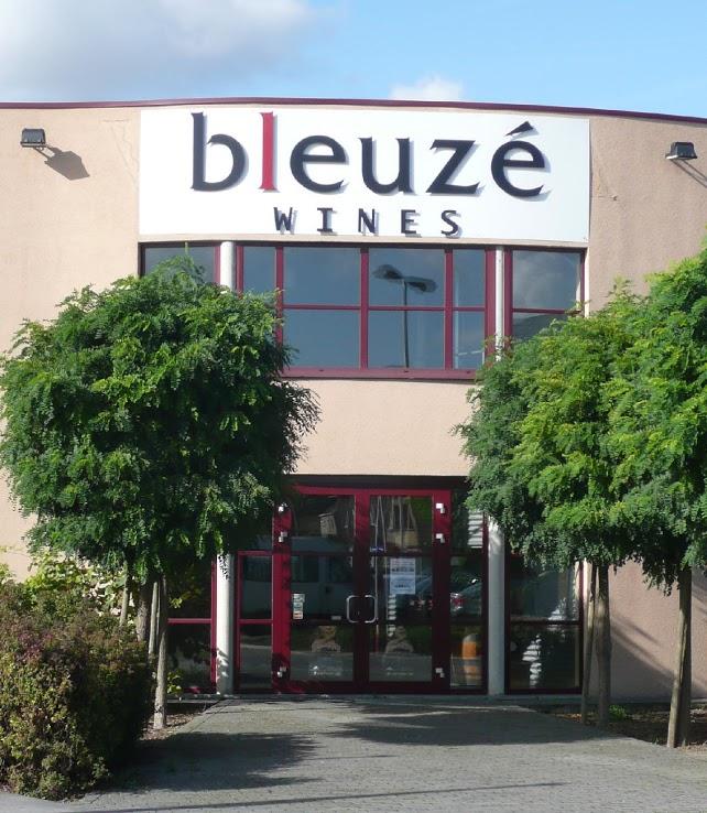 Building Bleuzé Wines